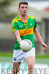 Dr Crokes in action against Fionán Clifford South Kerry in the Senior County Football Final in Austin Stack Park on Sunday
