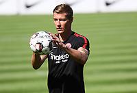 Torwart Jan Zimmermann (Eintracht Frankfurt) - 24.07.2018: Eintracht Frankfurt Training, Commerzbank Arena