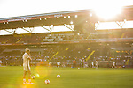 17.07.2017, Rat Verlegh Stadion, Breda, NLD, Breda, UEFA Women's Euro 2017 , <br /> <br /> im Bild | picture shows<br /> Isabel Kerschowski (Deutschland #17) beim warmmachen, <br /> <br /> Foto &copy; nordphoto / Rauch