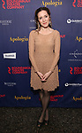 """Talene Monahon attends the Broadway Opening Night Celebration for the Roundabout Theatre Company production of """"Apologia"""" on October 16, 2018 at the Laura Pels Theatre in New York City."""