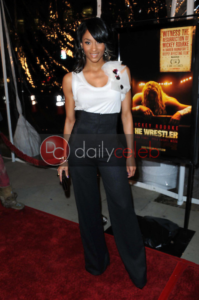Ciara <br /> at the Los Angeles Premiere of 'The Wrestler'. The Academy Of Motion Arts &amp; Sciences, Los Angeles, CA. 12-16-08<br /> Dave Edwards/DailyCeleb.com 818-249-4998