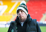 St Johnstone v Celtic.....26.12.13   SPFL<br /> Celtic Manager Neil Lennon<br /> Picture by Graeme Hart.<br /> Copyright Perthshire Picture Agency<br /> Tel: 01738 623350  Mobile: 07990 594431