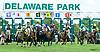 Takethattothebank winning at Delaware Park on 7/8/17