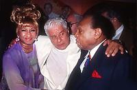 #Celia Cruz #Tito Puente #Lionel Hampton 1995<br /> Photo By John BarrettPHOTOlink.net