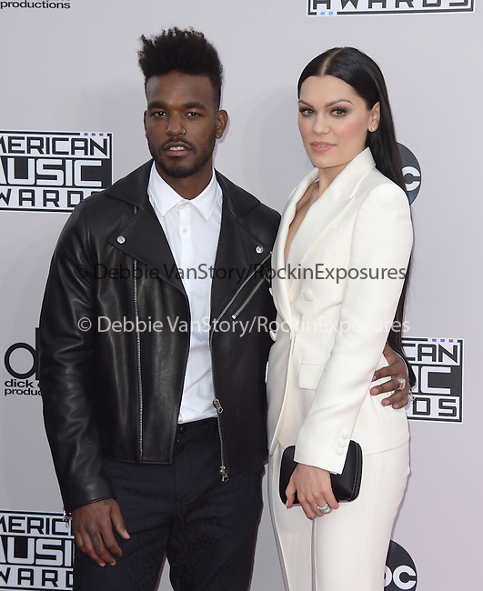 Jessie J at The 2014 American Music Award held at The Nokia Theatre L.A. Live in Los Angeles, California on November 23,2014                                                                               © 2014Hollywood Press Agency