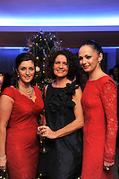 Pictured at the Christmas in Killarney Fashion Show in the Aghadoe Heights Hotel on Thursday night were from left, Marie Chawke, Helen Cody and Norma O'Donoghue.<br /> Picture by Don MacMonagle<br /> <br /> PR Photo from CIK