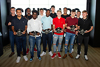 Pictured: Swansea City Academy presentation night at the liberty stadium, Swansea, Wales, UK. Thursday 24th October 2019