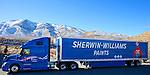 Sherwin-Williams truck 2015