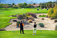Golf Course, Fairway,  Desert Landscaping, waiting to tee off, Sand, Bunker, Golfing, Links, Trees, rolling fairways, beautiful, natural, Greens, Sand Trap,