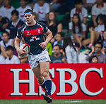 Hong Kong play Japan during their HSBC Asian Five Nations 2013 Top 5 Division match at the Hong Kong Football Club on 27 April 2013 in Hong Kong. Photo by Victor Fraile / The Power of Sport Images