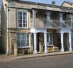 Historic Milestone House, Yoxford, Suffolk, England