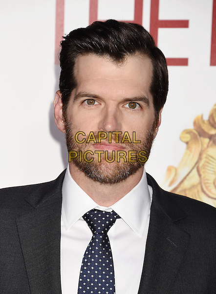 WESTWOOD, CA - MARCH 28: Actor Timothy Simons attends the premiere of USA Pictures' 'The Boss' at Regency Village Theatre on March 28, 2016 in Westwood, California.<br /> CAP/ROT/TM<br /> &copy;TM/ROT/Capital Pictures