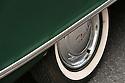 02/08/16 - CHAPPES - PUY DE DOME - FRANCE - Essais NASH Airflyte convertible de 1953 - Photo Jerome CHABANNE