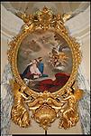 Ovale della Chiesa della SS Annunziata a Torino, dopo il restauro di Barrera Moselli. 2009