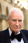 Peter Snow, broadcaster and journalist at Blenheim Palace during the Woodstock Literary Festival, Woodstock, Oxfordshire, UK. 17 September 2010. Photograph copyright Graham Harrison.