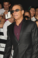 Jean-Claude Van Damme at Lionsgate Films' 'The Expendables 2' premiere on August 15, 2012 in Hollywood, California. &copy;&nbsp;mpi28/MediaPunch Inc. /NortePhoto.com<br />