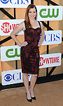 Alyson Hannigan arriving to the CBS TCA 2013 Summer Party in Beverly Hills on July 29, 2013.
