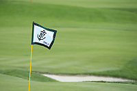 Pin flag during the third round of the Northern Trust, played at Liberty National Golf Club, Jersey City, New Jersey, USA 10/08/2019<br /> Picture: Golffile | Michael Cohen<br /> <br /> All photo usage must carry mandatory copyright credit (© Golffile | Phil Inglis)