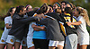 St. Anthony's teammates celebrate after their 3-0 win over Kellenberg in the NSCHSAA varsity girls' soccer Class AA championship played at St. John the Baptist High School on Thursday, October 29, 2015.<br /> <br /> James Escher