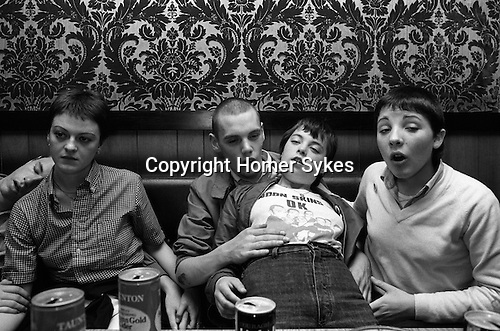 Camden Town, London. 1980<br />