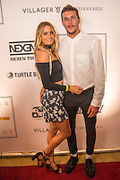 Turtle Bay Resort, North Shore, Oahu, Hawaii. (Tuesday December 6, 2016) Alana Blanchard (HAW) and Jack Freestone (AUS) : the annual Surfer Poll Awards were held tonight at the Turtle Bay Resort with the new world champion John John Florence (HAW) taking out the #1 spot on the Men's Reader Poll and Carissa Moore (HAW) #1 on the women's poll. Photo: joliphotos