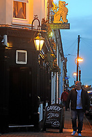 The Golden Lion is a pub in Cardiff, UK.
