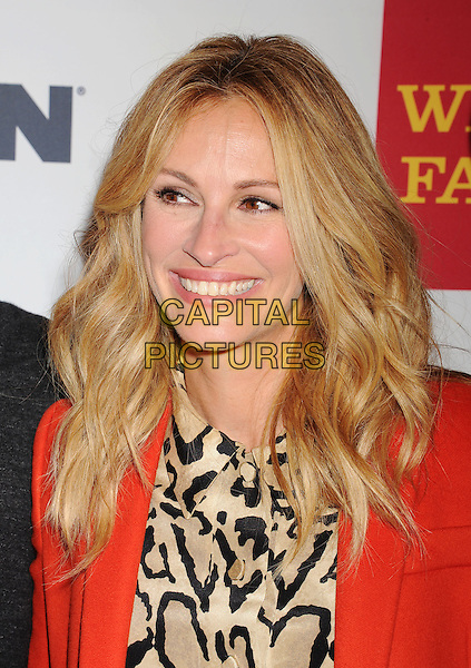 BEVERLY HILLS, CA- OCTOBER 17: Actress Julia Roberts arrives at the 10th Annual GLSEN Respect Awards at the Regent Beverly Wilshire Hotel on October 17, 2014 in Beverly Hills, California.<br /> CAP/ROT/TM<br /> &copy;Tony Michaels/Roth Stock/Capital Pictures