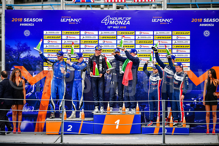 #11 EUROINTERNATIONAL (USA) LIGIER JS P3 NISSAN LMP3 GIORGIO MONDINI (ITA) KAY VAN BERLO (NLD) WINNER LMP3 #6 360 RACING (GBR) LIGIER JS P3 NISSAN LMP3 TERRENCE WOODWARD (GBR) ROSS KAISER (GBR) JAMES SWIFT (GBR) SECOND LMP3 #3 UNITED AUTOSPORTS (USA) LIGIER JS P3 NISSAN LMP3 ANTHONY WELLS (GBR) MATTHEW BELL (GBR) GARRET GRIST (CAN) THIRD LMP3
