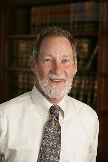 Law School Professor Joseph Bauer
