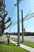 2017 FPL Hurricane Irma restoration in Boca Raton, Fla. on Sept. 14, 2017.
