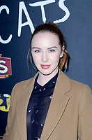 """LOS ANGELES - FEB 27:  Camryn Grimes at the """"Cats"""" Play Opening at the Pantages Theater on February 27, 2019 in Los Angeles, CA"""