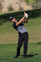 Sebastian Garcia Rodriguez (ESP) on the 5th fairway during Round 1 of the Challenge Tour Grand Final 2019 at Club de Golf Alcanada, Port d'Alcúdia, Mallorca, Spain on Thursday 7th November 2019.<br /> Picture:  Thos Caffrey / Golffile<br /> <br /> All photo usage must carry mandatory copyright credit (© Golffile | Thos Caffrey)