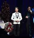 MIAMI BEACH, FL - DECEMBER 04: Urs Buehler and David Miller of Il Divo perform during 'A Holiday Song Celebration' at Fillmore Miami Beach at the Jackie Gleason Theater  on December 4, 2019 in Miami Beach, Florida.   ( Photo by Johnny Louis / jlnphotography.com )