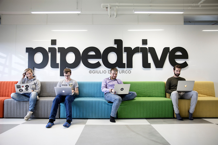 Pipedrive one of the biggest startup in Estonia.<br />