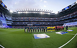 Estadio Santiago Bernabeu is seen prior to the UEFA Champions League Semi-final 2nd leg match between Real Madrid and Bayern Munich on May 01 2018 in Madrid, Spain. Photo by Diego Souto / Power Sport Images