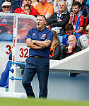 21.07.2019: Rangers v Blackburn Rovers: Tony Mowbray