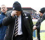 Worry for Ally McCoist as striker Jon Daly is in injured
