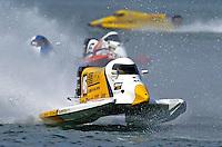 Kris Shepard, #46, Scott Landgraf, #17, Gary Pugh, #6 and Donny Lick, #11 (SST-120 class)