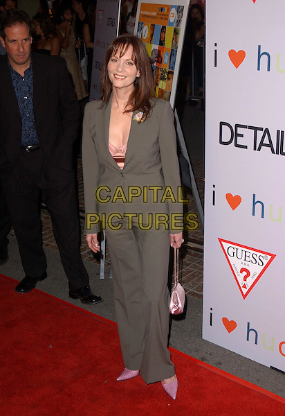 "LESLIE ANN WAREN.Attends Fox Searchlight's L.A. Premiere of ""I Heart Huckabees"" held at The Grove in Los Angeles, California on September 22nd 2004. .full length.Ref: DVS.www.capitalpictures.com.sales@capitalpictures.com.©Debbie VanStory/Capital Pictures ."
