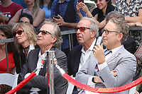 LOS ANGELES - SEP 12:  David Steinberg, Robert Desiderio, Brynn Thayer, Bernard Telsey at the Judith Light Star Ceremony on the Hollywood Walk of Fame on September 12, 2019 in Los Angeles, CA