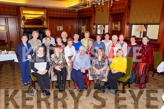 St Brigid's Killarney Presentation class from 1965-70 held their reunion in the International Hotel on Saturday
