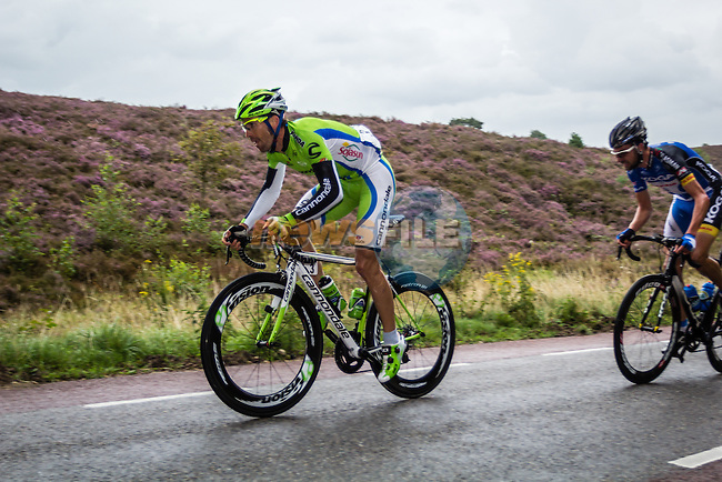 MARCATO Marco, Cannondale, Arnhem Veenendaal Classic , UCI 1.1, Posbank, Rheden, The Netherlands, 22 August 2014, Photo by Thomas van Bracht / Peloton Photos