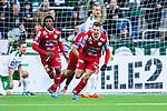 Stockholm 2014-05-04 Fotboll Superettan Hammarby IF - IFK V&auml;rnamo :  <br /> V&auml;rnamos Martin Claesson jublar efter att ha kvitterat till 1-1<br /> (Foto: Kenta J&ouml;nsson) Nyckelord:  Superettan Tele2 Arena Hammarby HIF Bajen V&auml;rnamo jubel gl&auml;dje lycka glad happy
