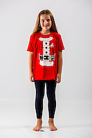 Wednesday 02 November 2016<br /> Pictured: Erin<br /> Re: Swansea City Christmas Photo shoot, Liberty Stadium, Wales, UK