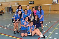 Volleyball Junior Girls Hutt Valley Zone Division 1 Upper Hutt College 24/10/2012<br />