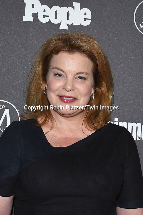 Catherine Curtin attends the Entertainment Weekly &amp; PEOPLE Magazine New York Upfronts Celebration on May 16, 2016 at Cedar Lake in New York, New York, USA.<br /> <br /> photo by Robin Platzer/Twin Images<br />  <br /> phone number 212-935-0770