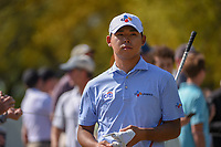 Si Woo Kim (KOR) heads down 10 during day 1 of the WGC Dell Match Play, at the Austin Country Club, Austin, Texas, USA. 3/27/2019.<br /> Picture: Golffile | Ken Murray<br /> <br /> <br /> All photo usage must carry mandatory copyright credit (© Golffile | Ken Murray)