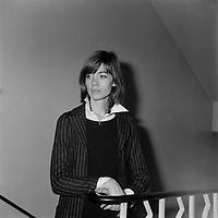 la chanteuse Francaise HARDY au QUEBEC