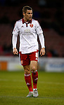 Paul Coutts of Sheffield Utd - FA Cup Second round - Sheffield Utd vs Oldham Athletic - Bramall Lane Stadium - Sheffield - England - 5th December 2015 - Picture Simon Bellis/Sportimage
