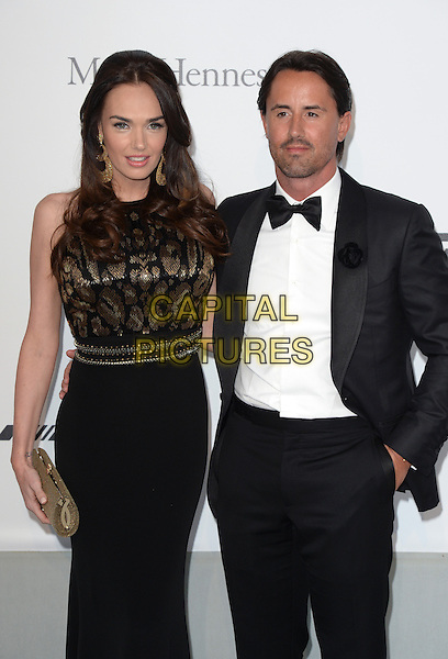 CAP D'ANTIBES, FRANCE - MAY 22: Tamara Ecclestone &amp; Jay Rutland attends amfAR's 21st Cinema Against AIDS Gala, Presented By WORLDVIEW, BOLD FILMS, And BVLGARI at the 67th Annual Cannes Film Festival on May 22, 2014 in Cap d'Antibes, France. <br /> CAP/CAS<br /> &copy;Bob Cass/Capital Pictures